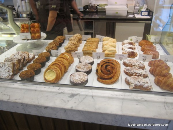 Other yummy looking pastries.