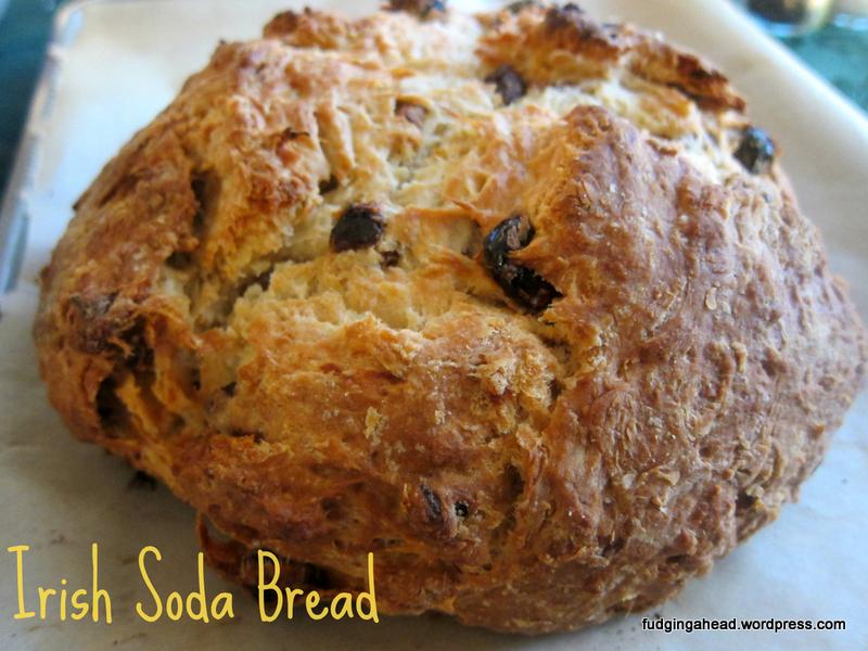Irish Soda Bread | fudgingahead