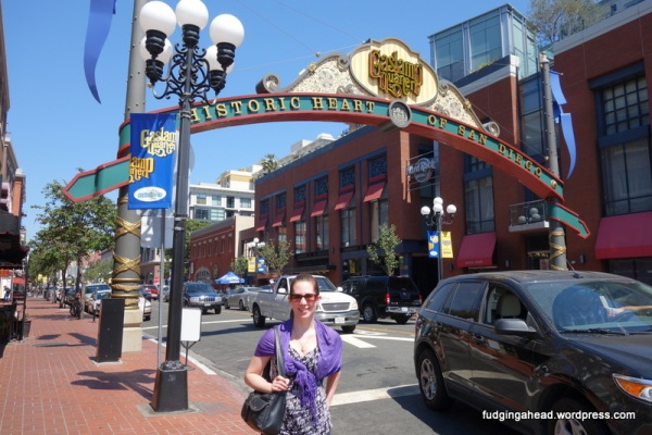 Club (Gaslamp) District