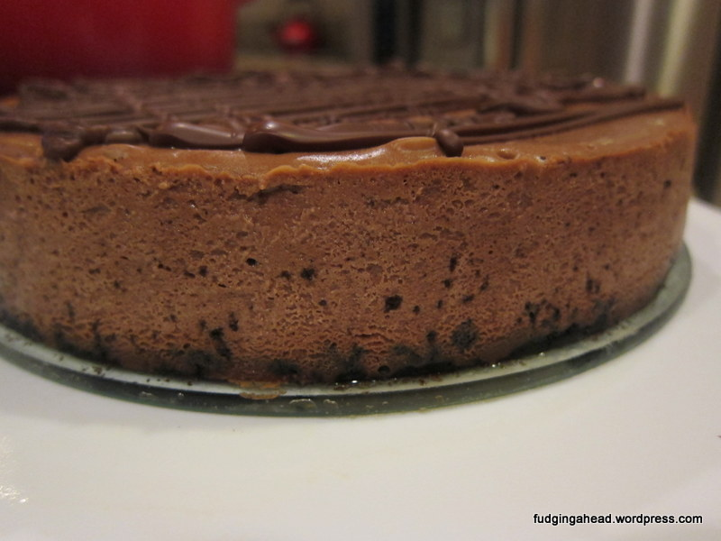 America S Test Kitchen Milk Chocolate Cheesecake