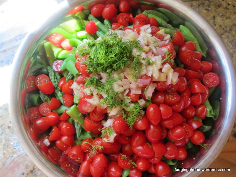America S Test Kitchen Farro Salad Recipe